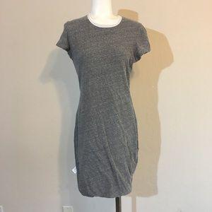Standard James Perse Vintage Reversible Tee Dress